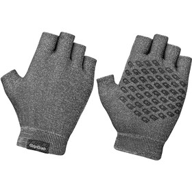 GripGrab Freedom Knitted Cycling Gloves anthracite